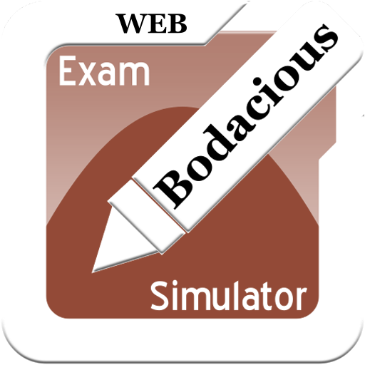 Bodacious Web Technology Exam